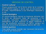 medidas de control9