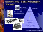 example india digital photography pyramid