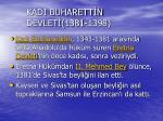 kadi buharett n devlet 1381 1398