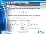 4 5 external work integral