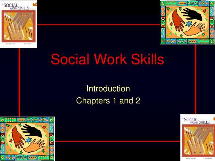 social work skills n.