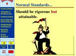 normal standards1