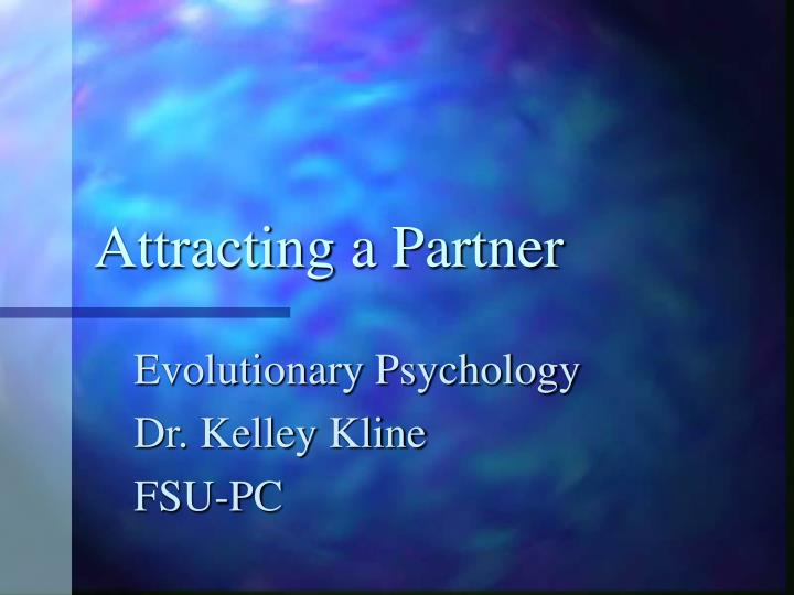 attracting a partner n.