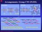 arrangements group cn5 pcmx