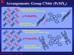 arrangements group cn6tr pcmx 21