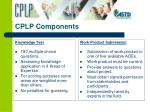 cplp components