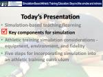 simulation based athletic training education beyond the smoke and mirrors3