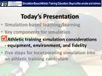 simulation based athletic training education beyond the smoke and mirrors4
