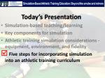 simulation based athletic training education beyond the smoke and mirrors6