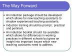 the way forward5