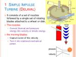 1 simple impulse turbine delaval