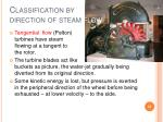 classification by direction of steam flow2