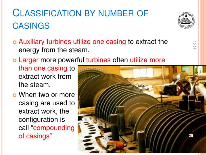 Classification by number of casings