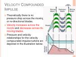 velocity compounded impulse
