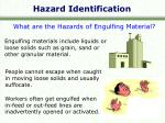 hazard identification10