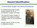 hazard identification5