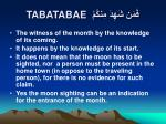 tabatabae