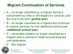 migrant continuation of services1