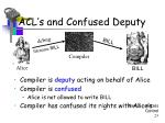 acl s and confused deputy