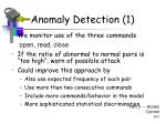 anomaly detection 11