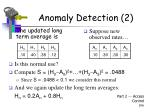 anomaly detection 22
