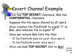 covert channel example
