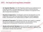 qfc the legal and regulatory template1