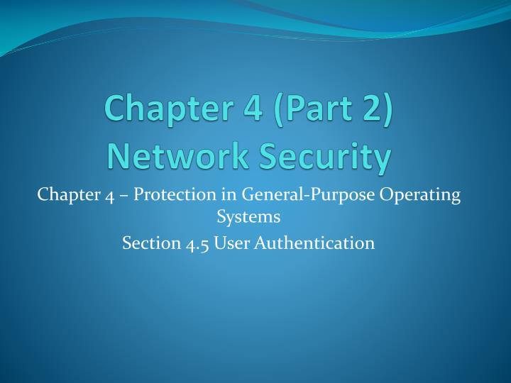 chapter 4 part 2 network security n.