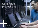 core value propositions