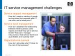 it service management challenges1