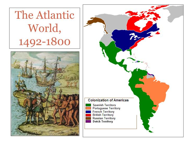 the atlantic world 1492 1800 n.