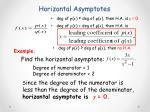horizontal asymptotes2