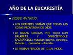 a o de la eucarist a5