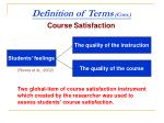 definition of terms cont