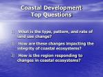 coastal development top questions