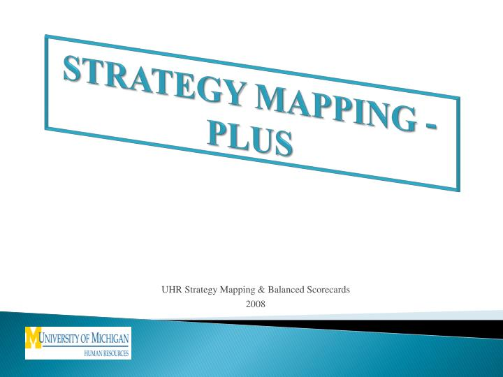 strategy mapping plus n.