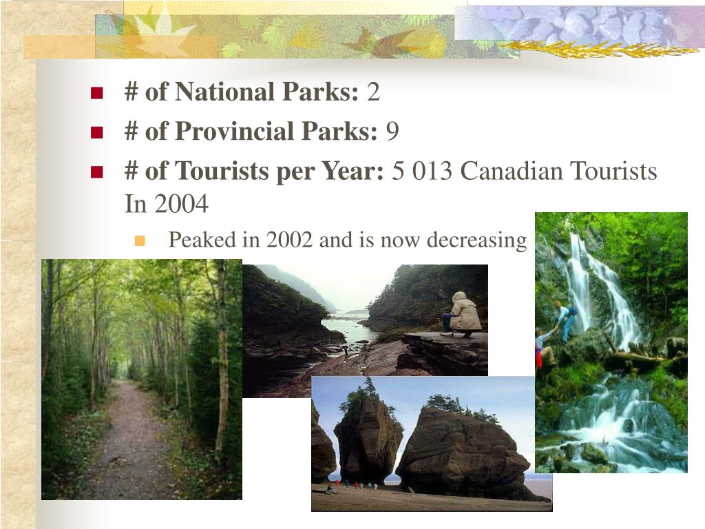 # of National Parks: