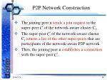 p2p network construction4