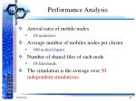 performance analysis2