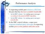 performance analysis4
