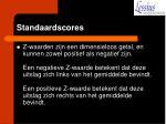 standaardscores2