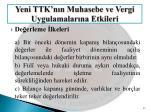 yeni ttk n n muhasebe ve vergi uygulamalar na etkileri16