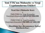 yeni ttk n n muhasebe ve vergi uygulamalar na etkileri22