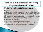yeni ttk n n muhasebe ve vergi uygulamalar na etkileri23