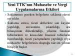 yeni ttk n n muhasebe ve vergi uygulamalar na etkileri25