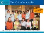 the chicks of youville