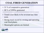 coal fired generation1