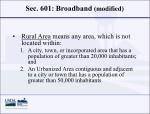 sec 601 broadband modified1