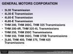 general motors corporation5