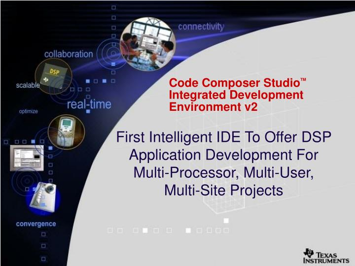 code composer studio tm integrated development environment v2 n.